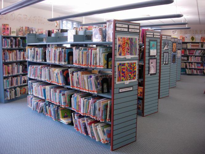 Tucker Library Interiors Item
