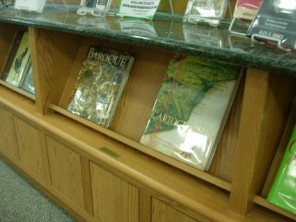 Tucker Library Interiors :: Item
